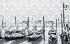 Дамасский узор