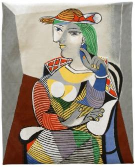 Портрет Марии-Терезы