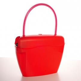 Сумка-сейф красная