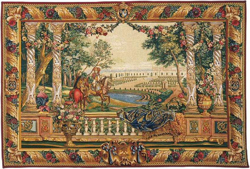 Охота Луи XIV
